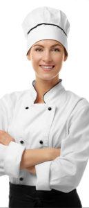 Köchin und Privatkoch