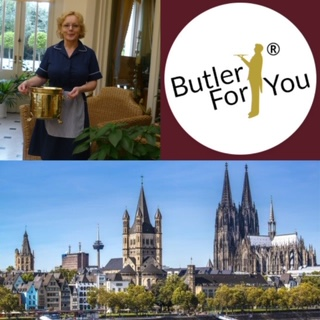 Hauswirtschafterin Butler For You